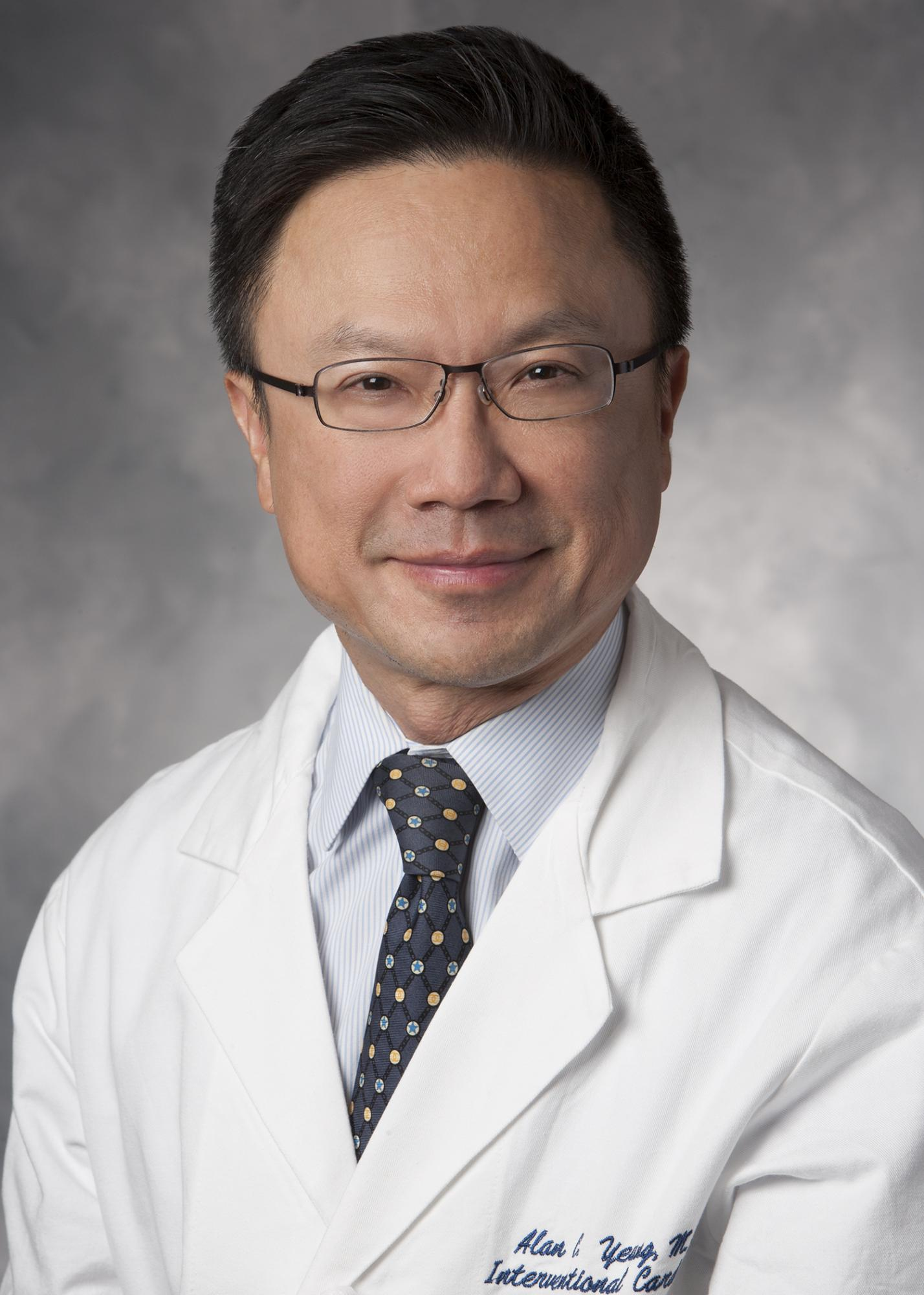 Alan Yeung, MD