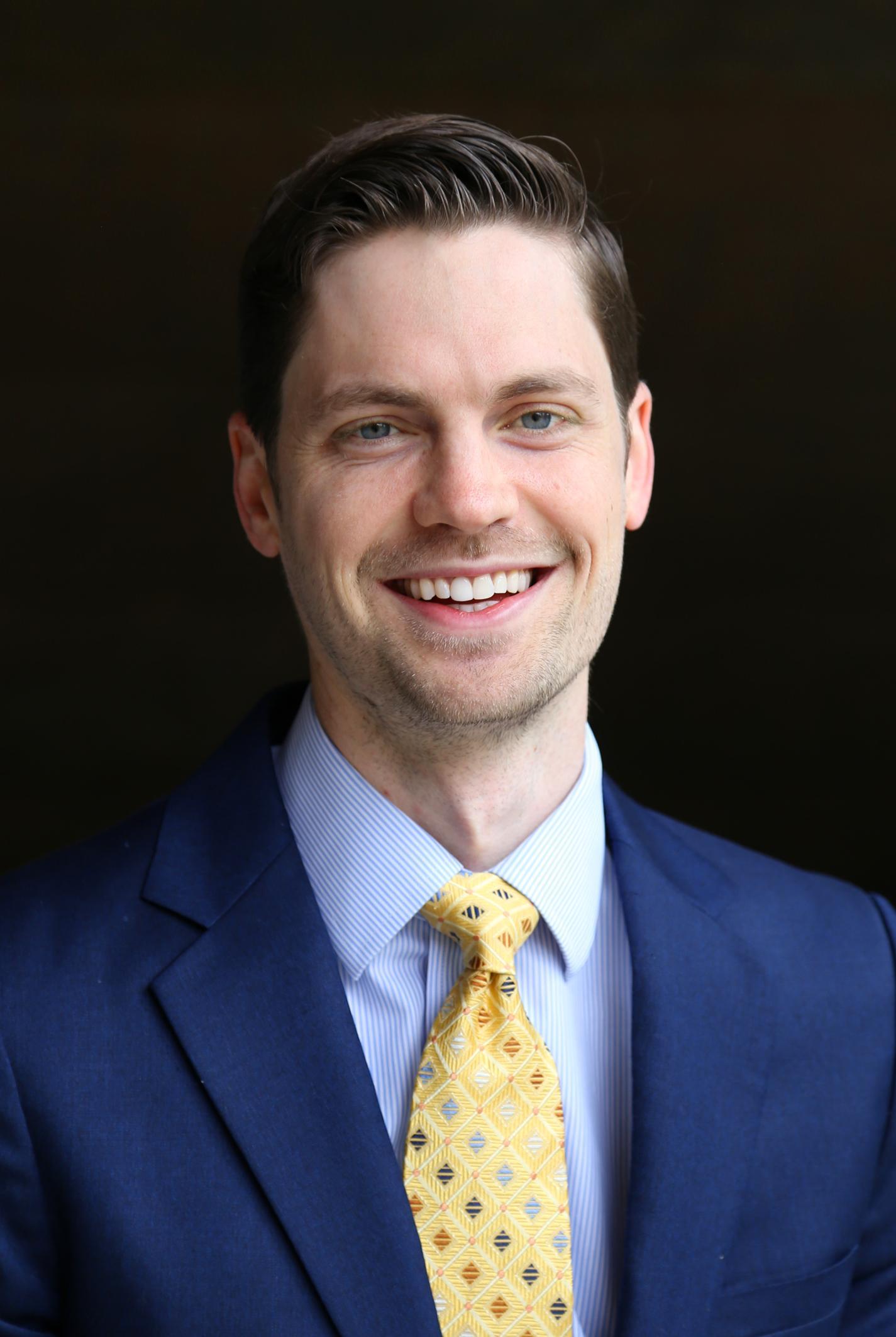 Greg Charville, M.D., Ph.D.