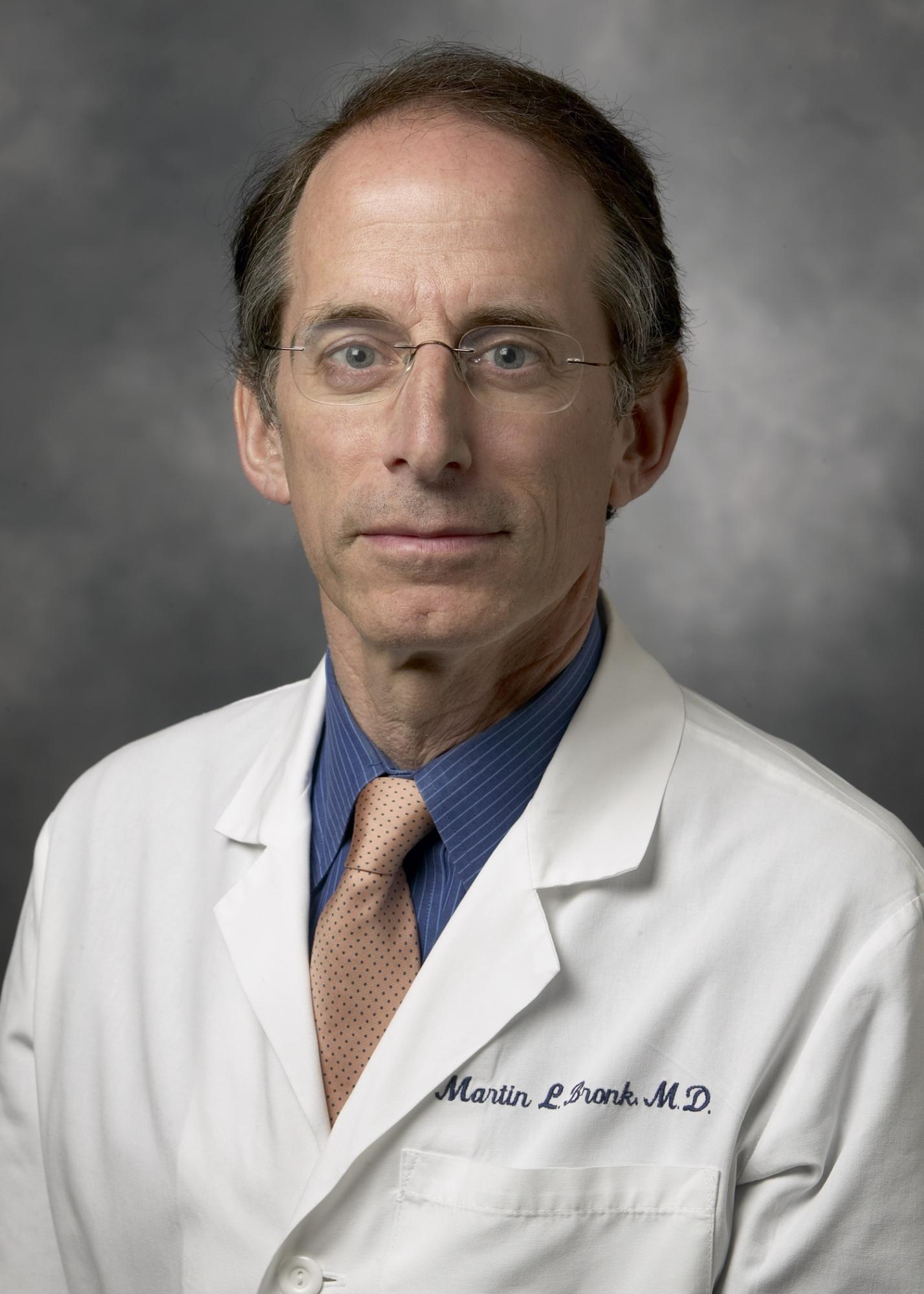 Martin Bronk, MD