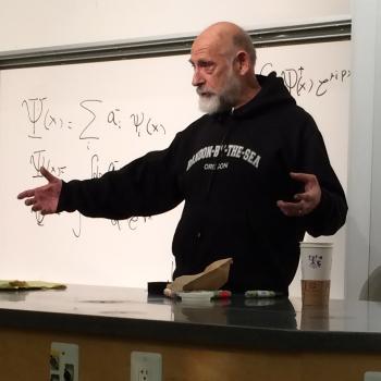 Leonard Susskind, Físico Teórico, Universidad de Stanford