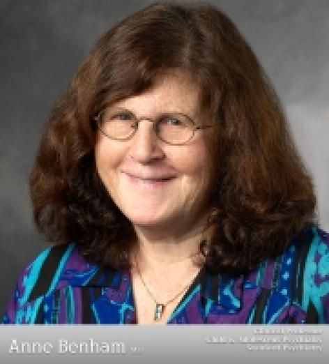 Anne L Benham