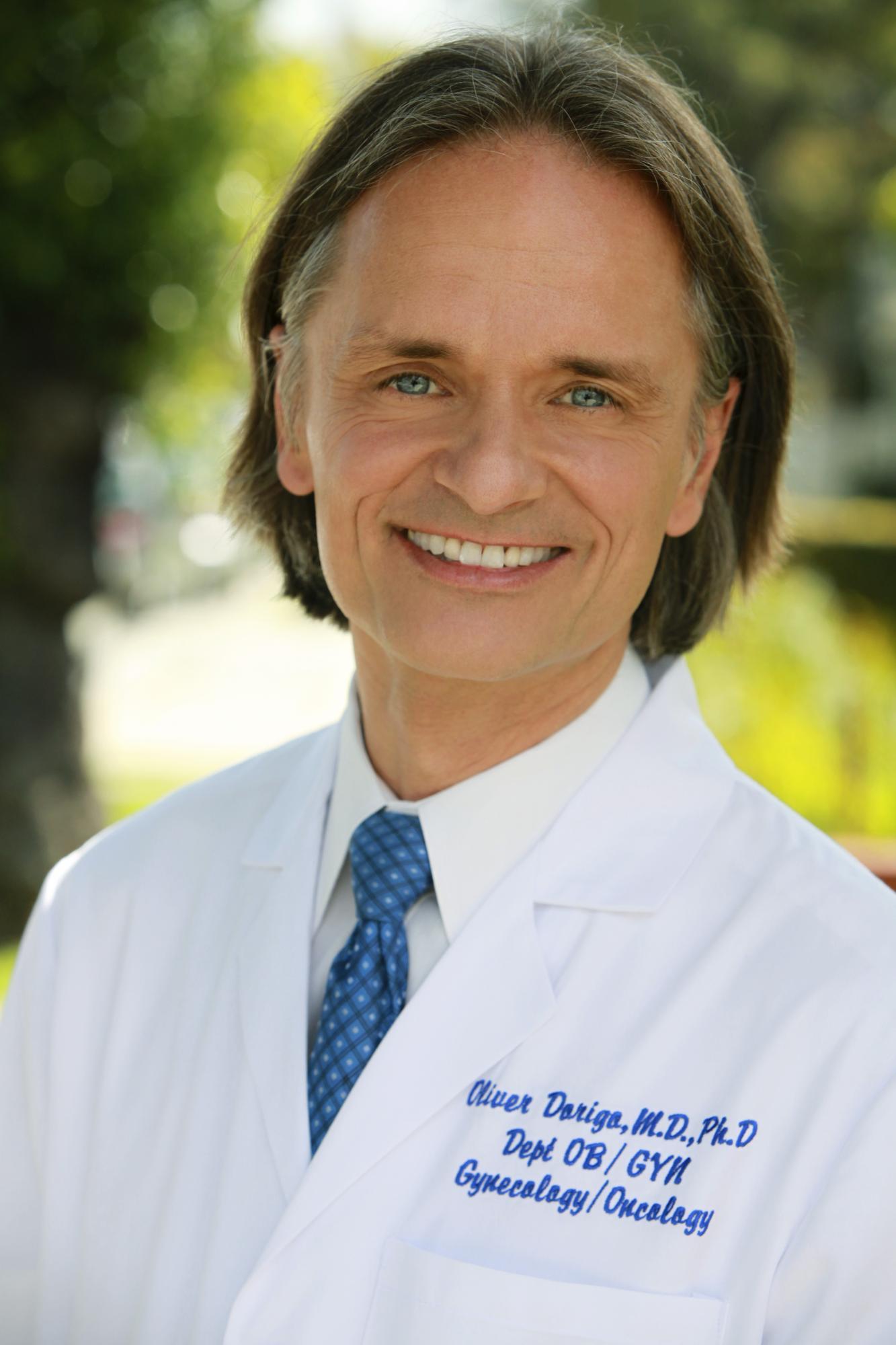 Oliver Dorigo, M.D., Ph.D.