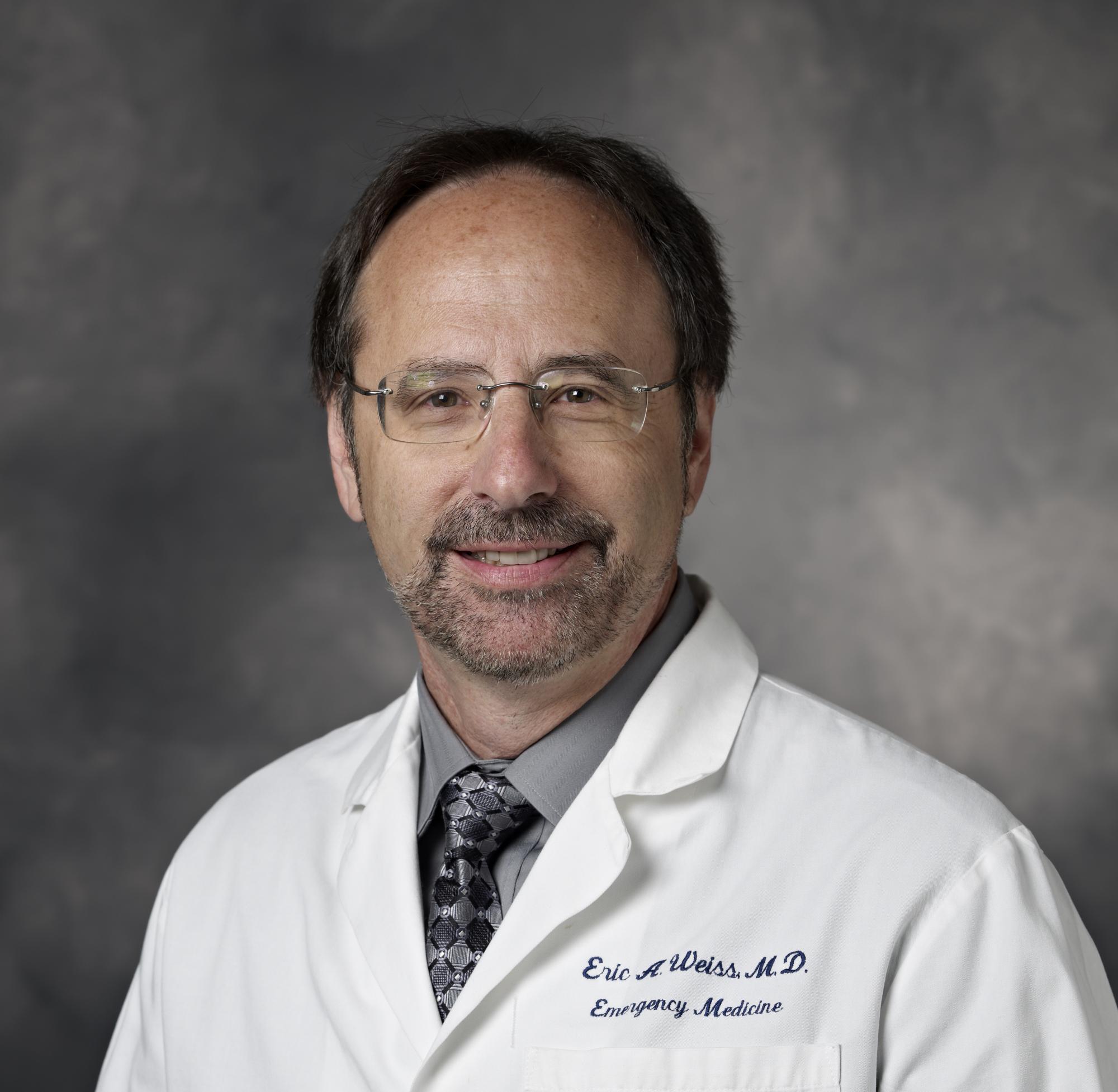 Eric A. Weiss, MD, FACEP