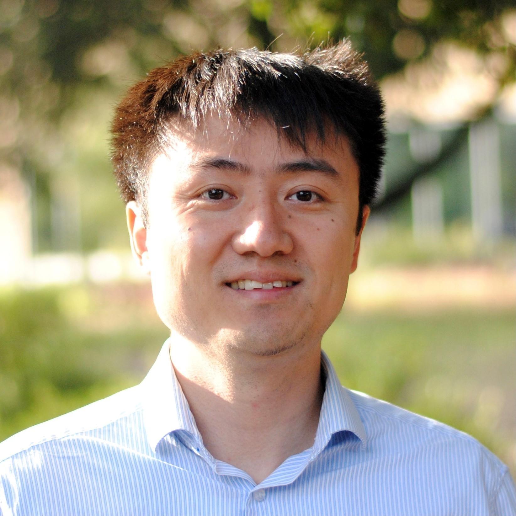 Jia Wang, Ph.D., DABR