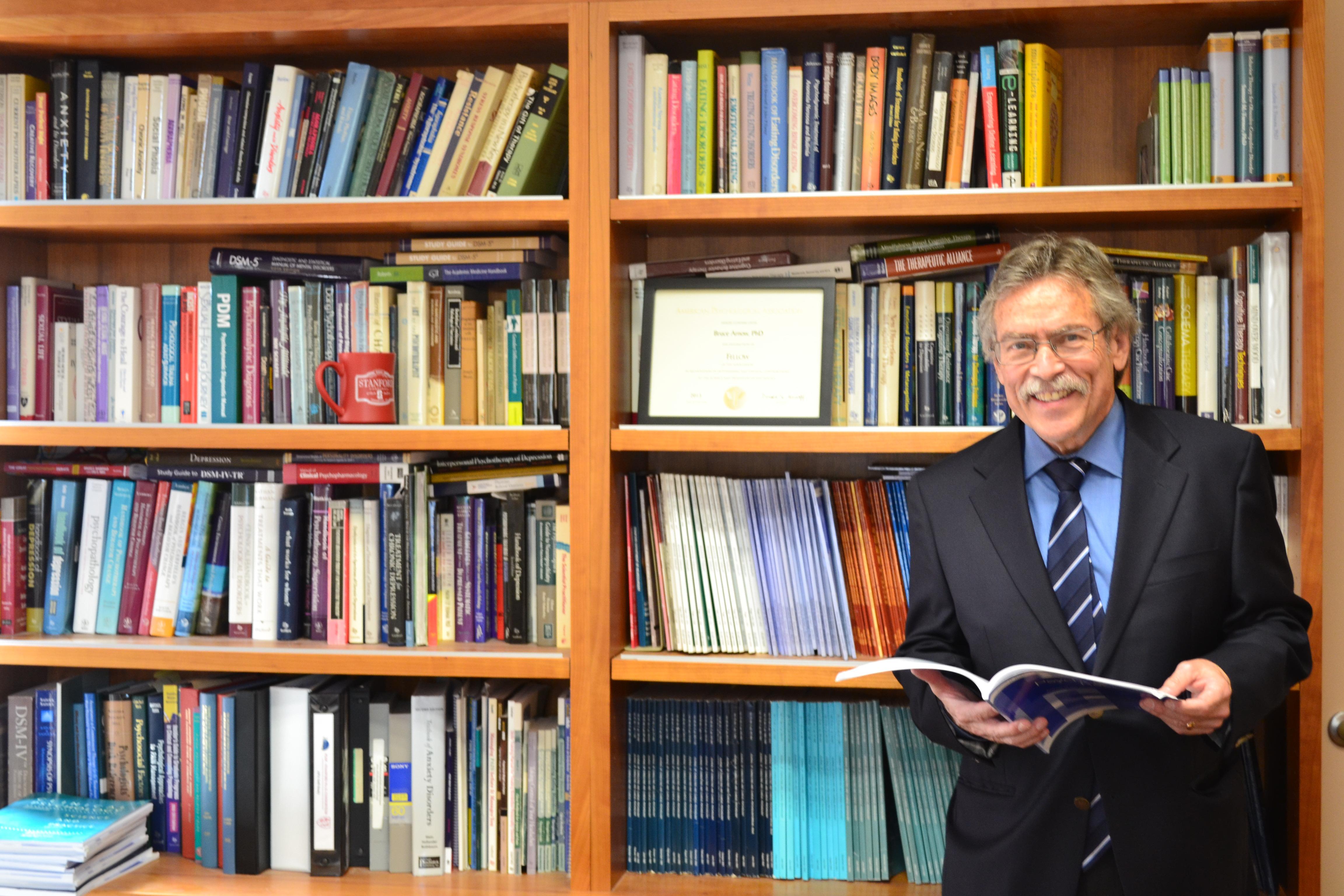 Bruce Arnow, Ph.D.