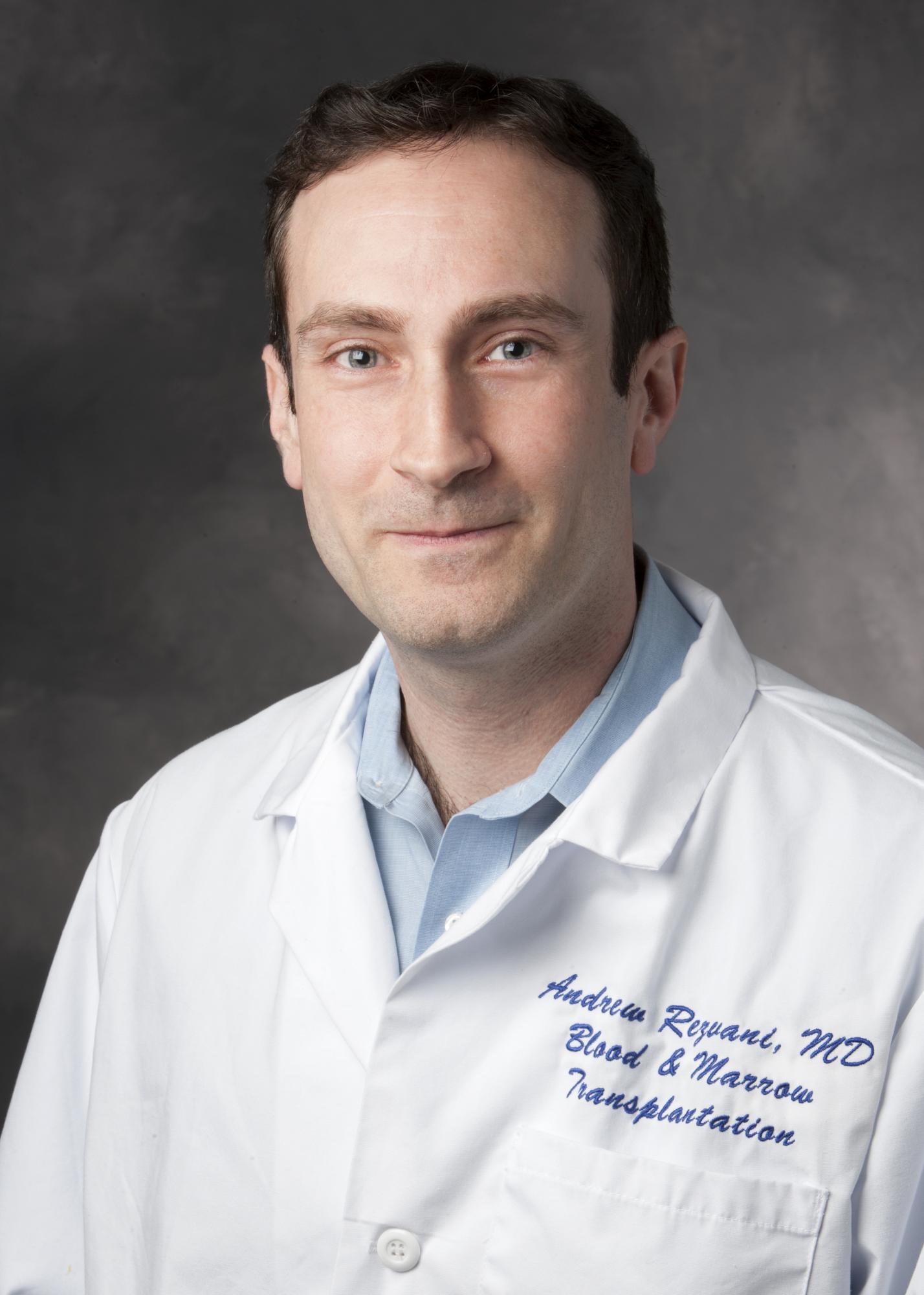 Andrew R. Rezvani, M.D.