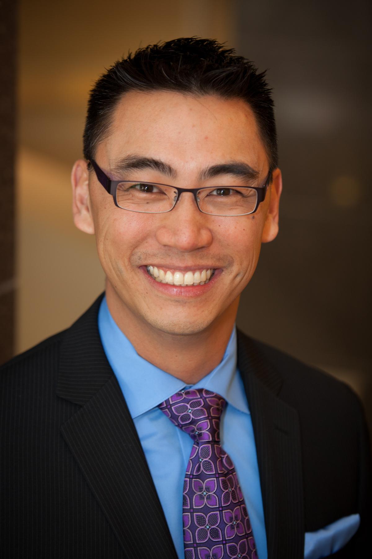 Garrett Chan, PhD, RN