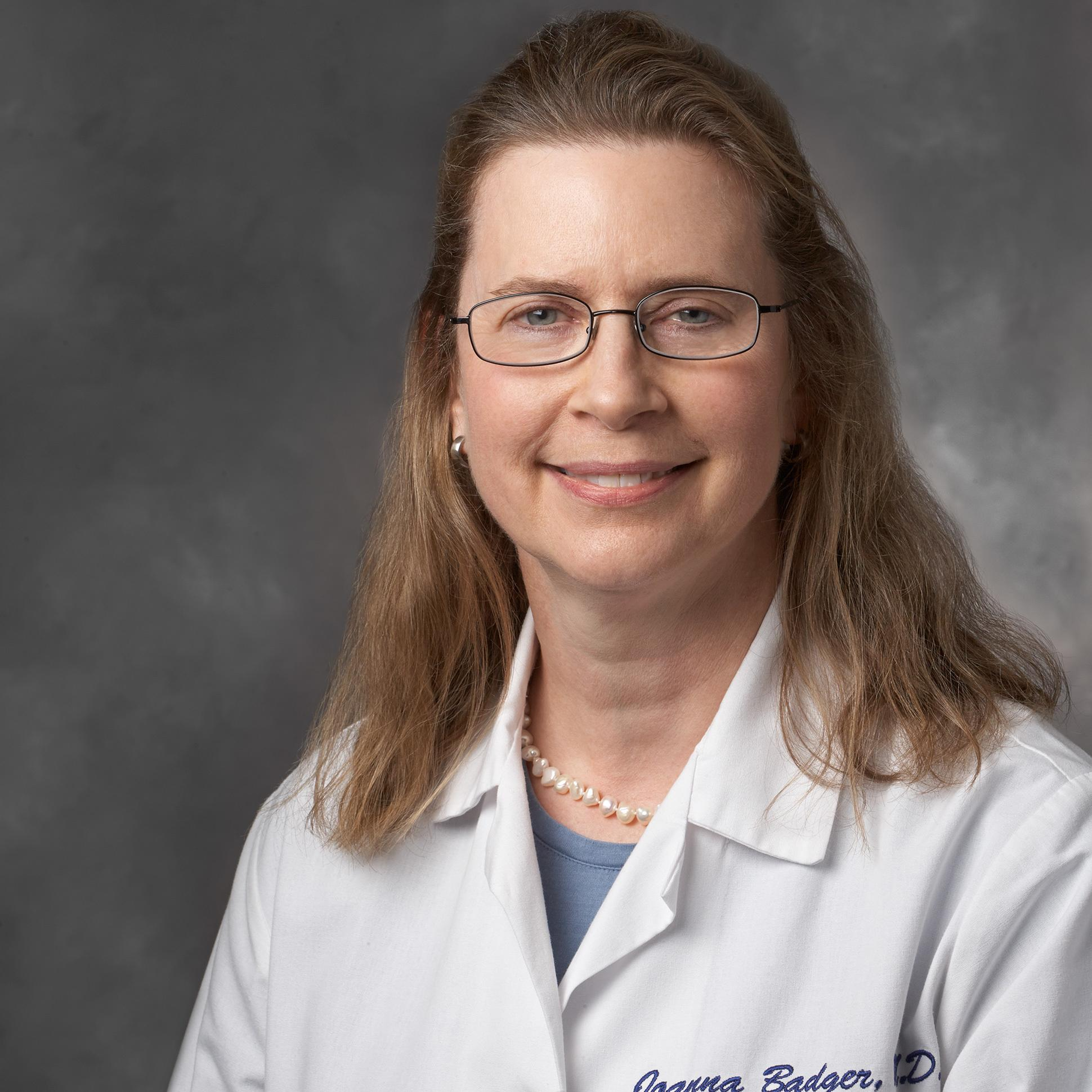 Joanna�Badger, MD