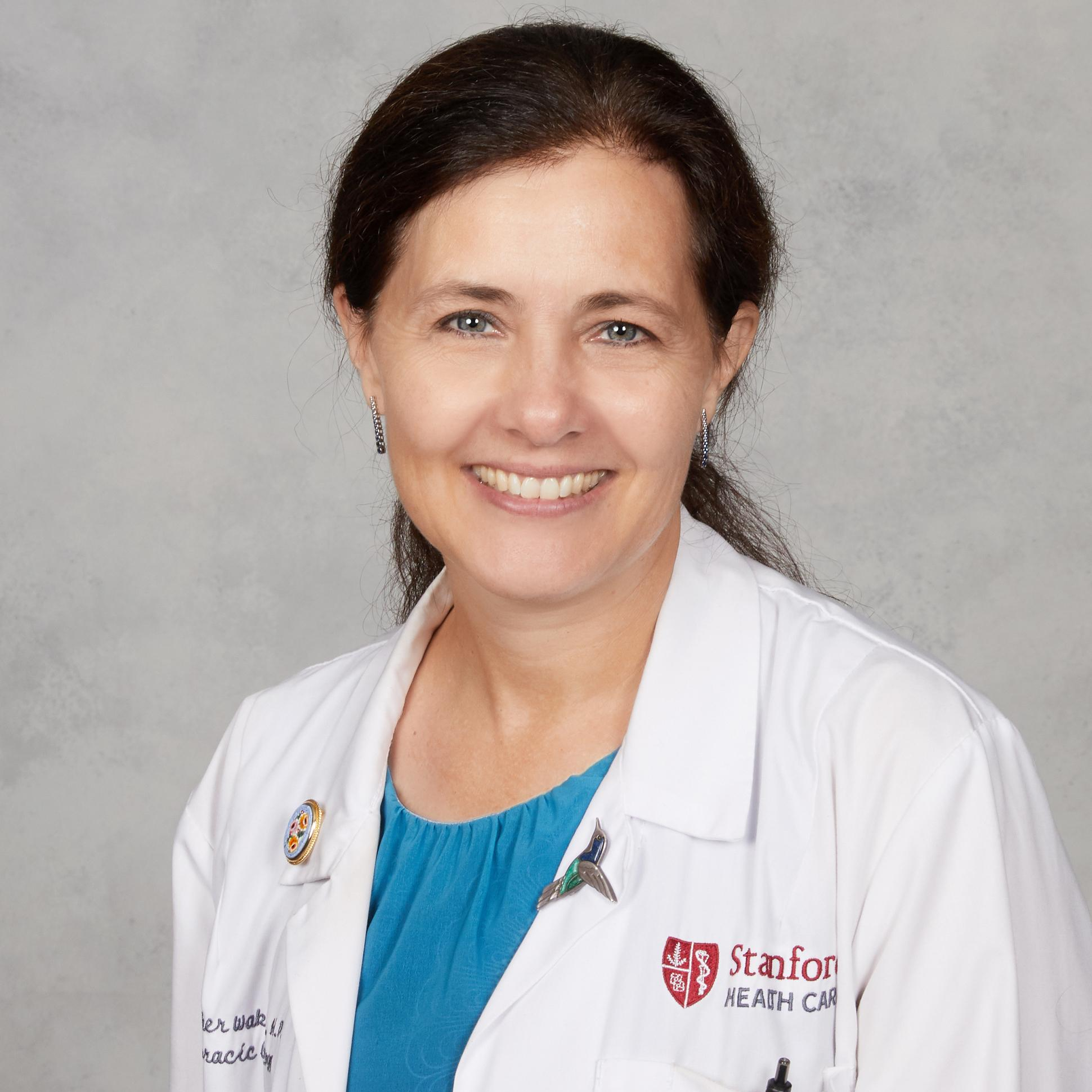 Heather Wakelee, MD
