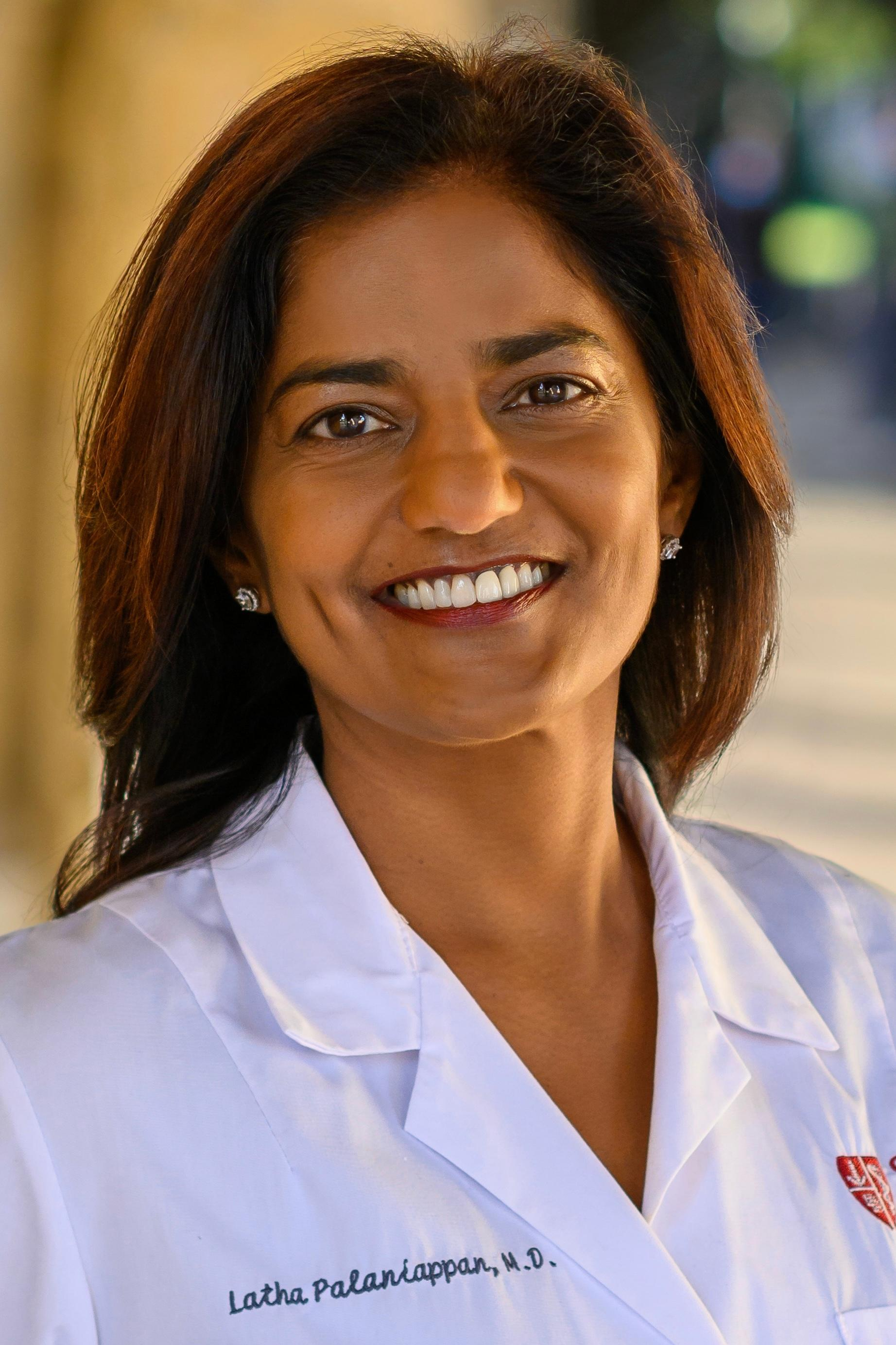 Latha Palaniappan, MD, MS