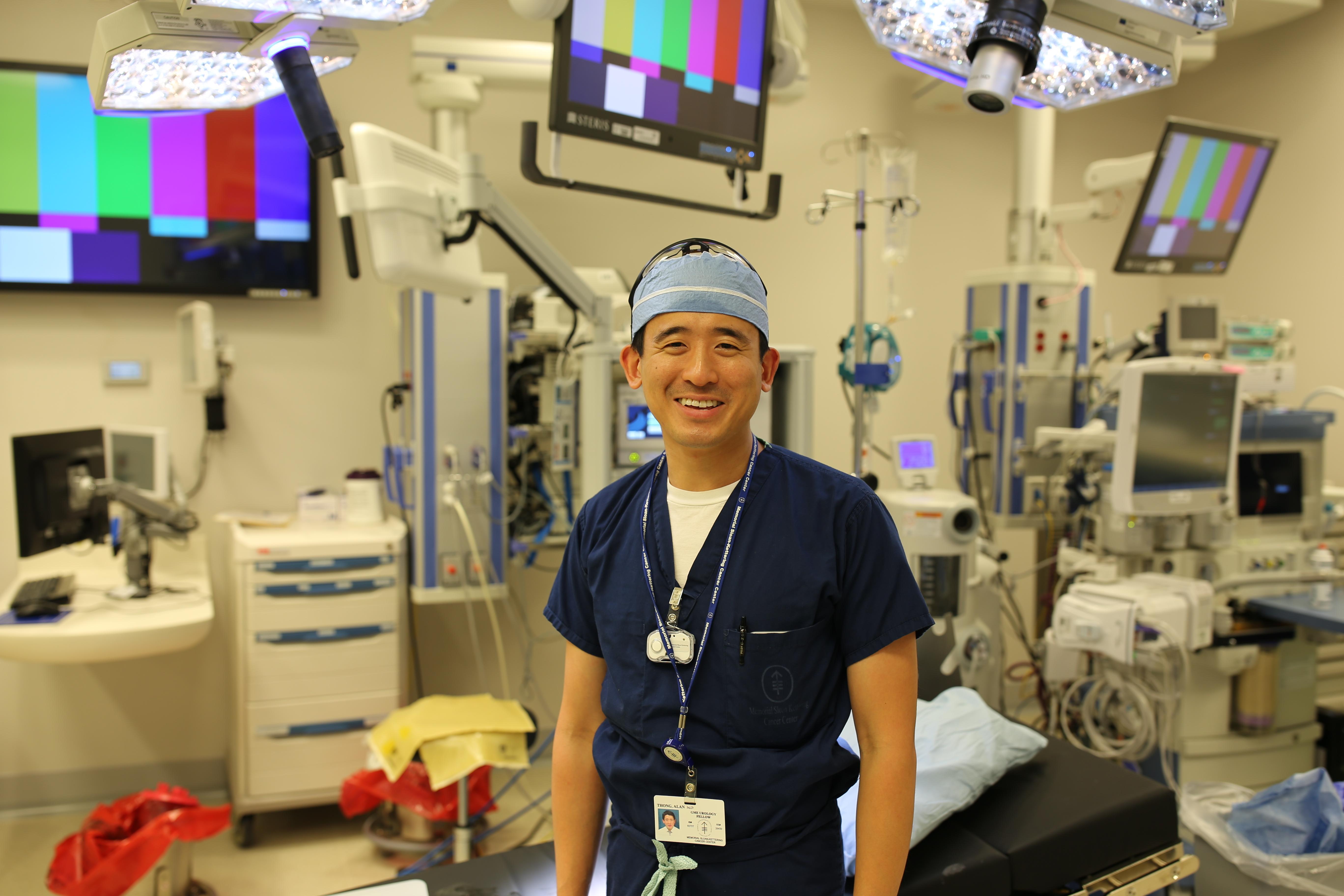 Alan Eih Chih Thong MD
