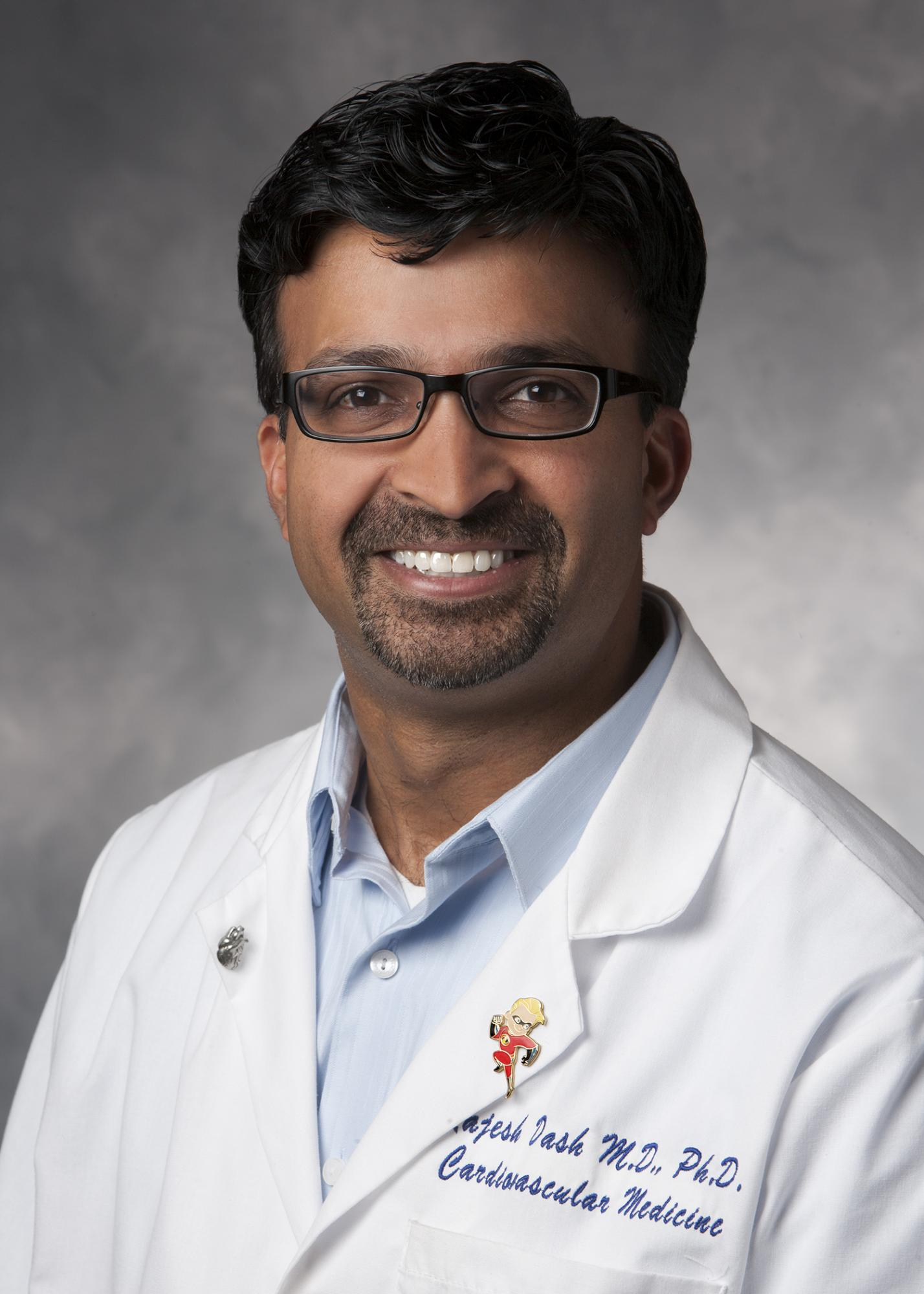 Rajesh Dash, MD, PhD, Medical & Scientific Director, SSATHI